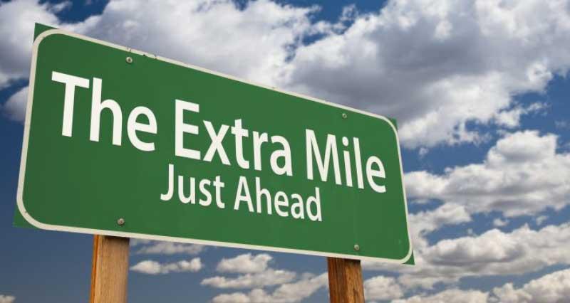 The Extra Mile, 2B Best Business