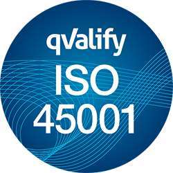 2B Best Business certified for ISO 45001